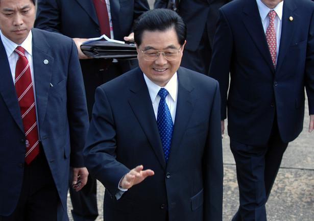 Prezydent Chin Hu Jintao