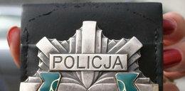 Fałszywy policjant wyniósł z banku fortunę