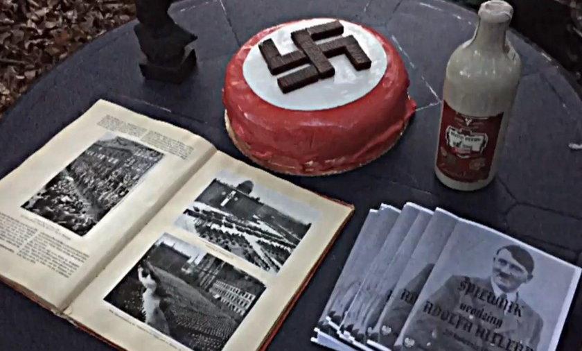 """Kolejne zatrzymania po """"urodzinach Hitlera"""""""