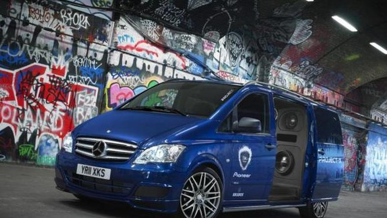 Mercedes Vito Project-X