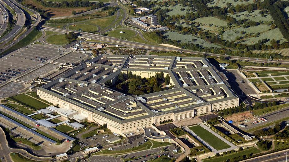 Pentagon, siedziba Departamentu Obrony USA