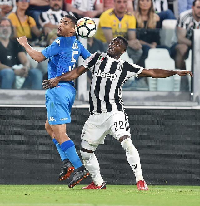 Kvadvo Asamoa u dresu Juventusa