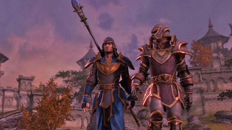 Galeria The Elder Scrolls Online - screenshoty