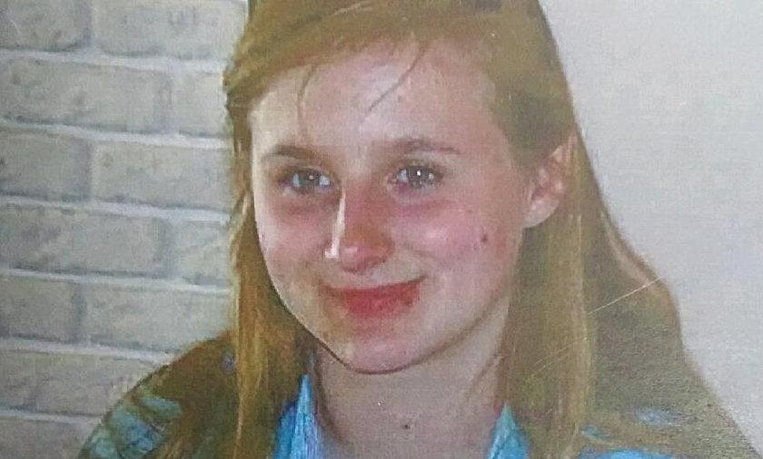 Zaginiona 15-latka