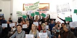 Burza na sesji rady miasta w Lublinie. Co poróżniło mieszkańców?
