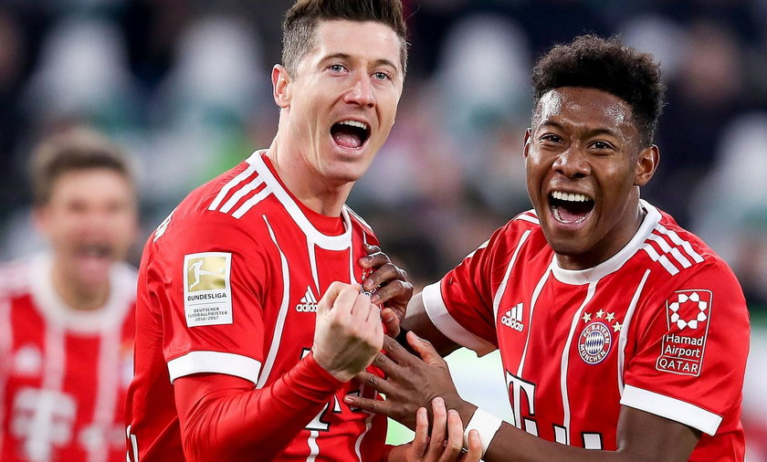 Robert Lewandowski ma pozostać zawodnikiem Bayernu