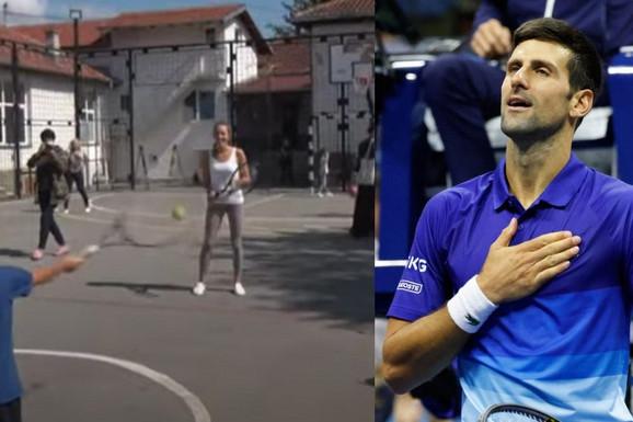 ĐOKOVIĆ USKORO STIŽE NA KOSOVO I METOHIJU Jelenu oduševile srpske svetinje - otkrila je kada Novak dolazi, a imala je i specijalnu poruku za njega!