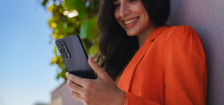 Nowa rodzina produktów Motorola edge dostępna w RTV EURO AGD