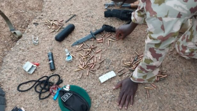 Army arrests suspected fake policeman with ammunition in Borno