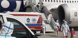 Polski dyplomata ewakuowany z Indii. Jest ciężko chory na COVID-19