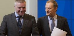 Tajny plan Tuska: Najpierw Bruksela potem Pałac Prezydencki