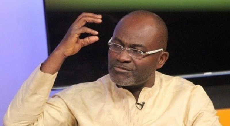 Farming is for poor people - Kennedy Agyapong