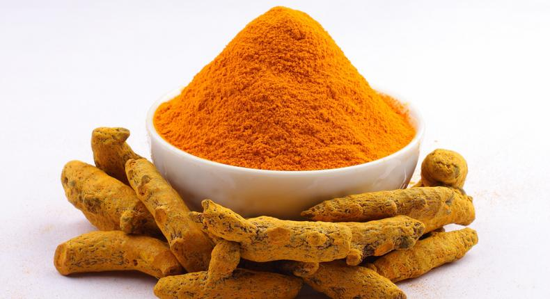 Turmeric is great for skincare