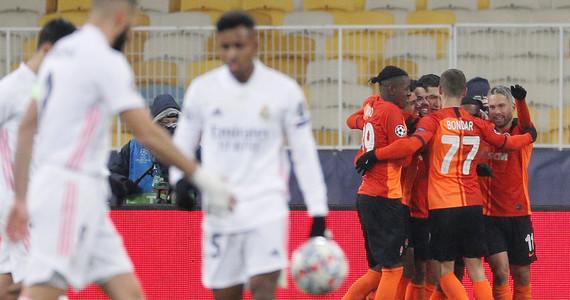 Liga Mistrzów: Szachtar Donieck - Real Madryt. Wynik i relacja z ...