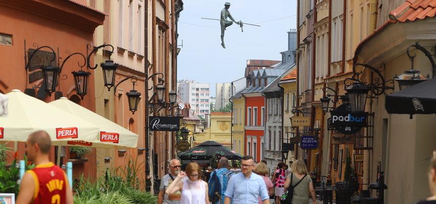Noc Kultury w Lublinie potrwa siedem tygodni. Co przygotowali artyści? Gdzie można zobaczyć instalacje?