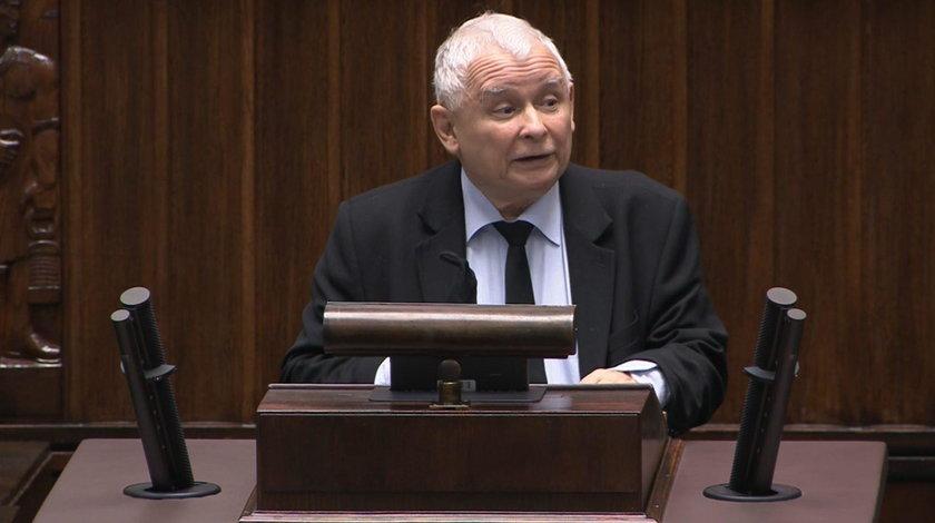 Opozycja chce odwołać Jarosława Kaczyńskiego