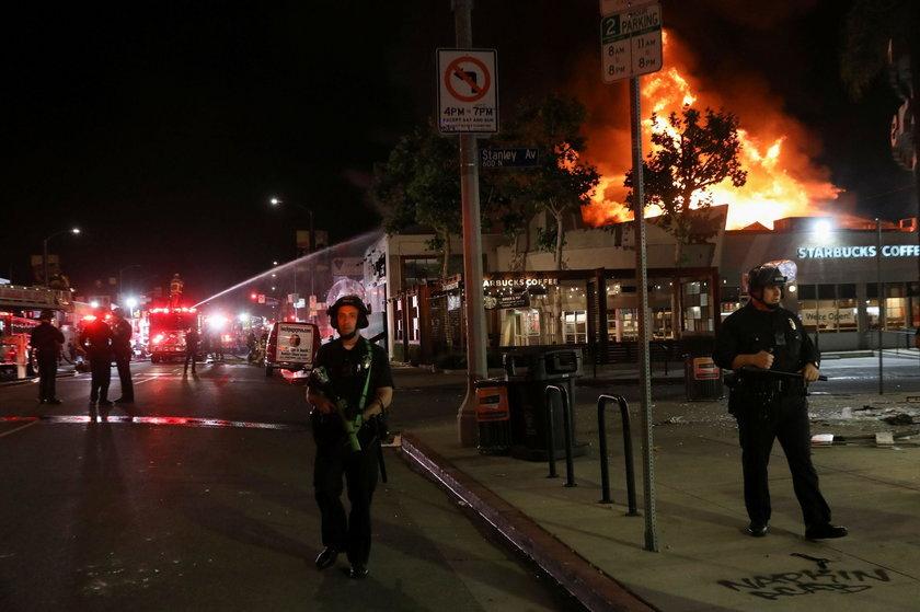 Weronika Rosati utknęła w Los Angeles: Boję się, że gangi wtargną do mojego domu