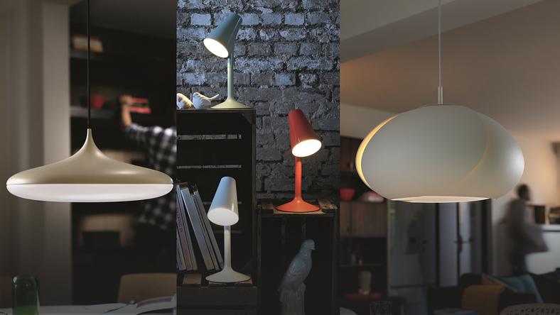 Lampy Philips W Których Zastosowano Zintegrowane Led Y Dom