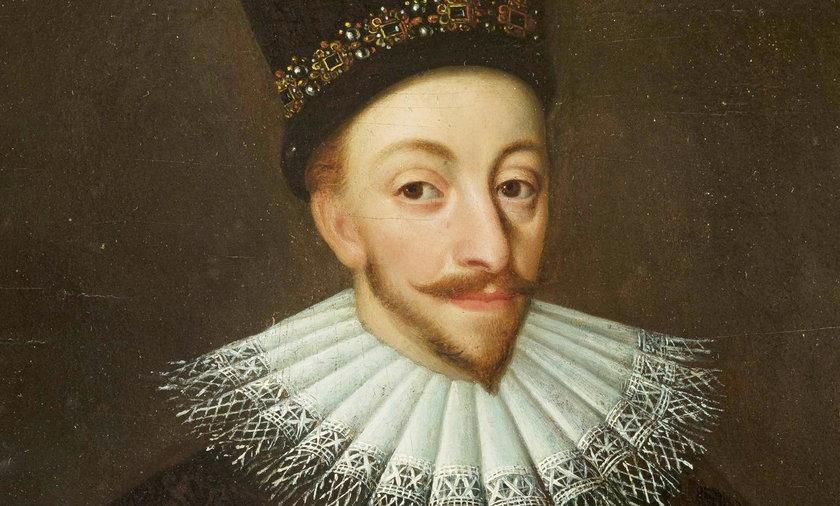 Król Zygmunt III Waza