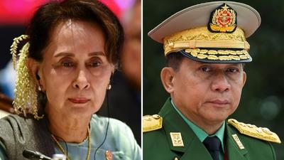 All you need to know about the coup in Myanmar and arrest of San Suu Kyi