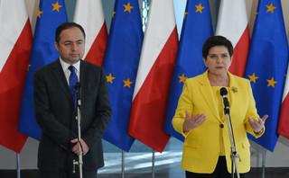 Szymański: Deklaracja Rzymska nie daje podstaw do podziału Europy