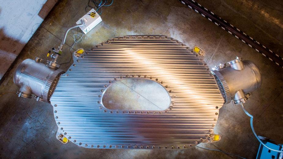 Najpotężniejszy na świecie magnes do reaktorów fuzyjnych powstał na MIT