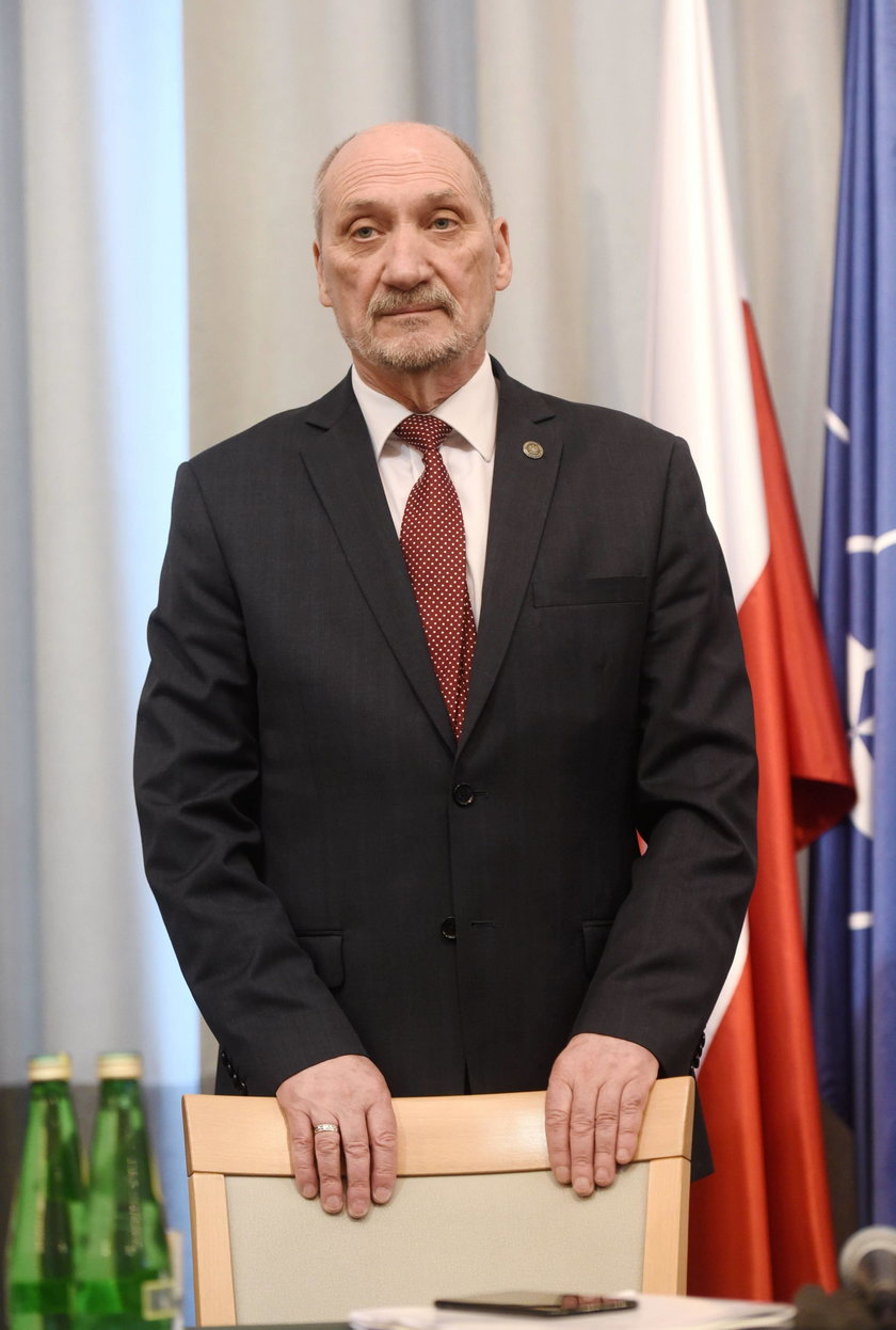 Antoni Macierewicz poseł PiS