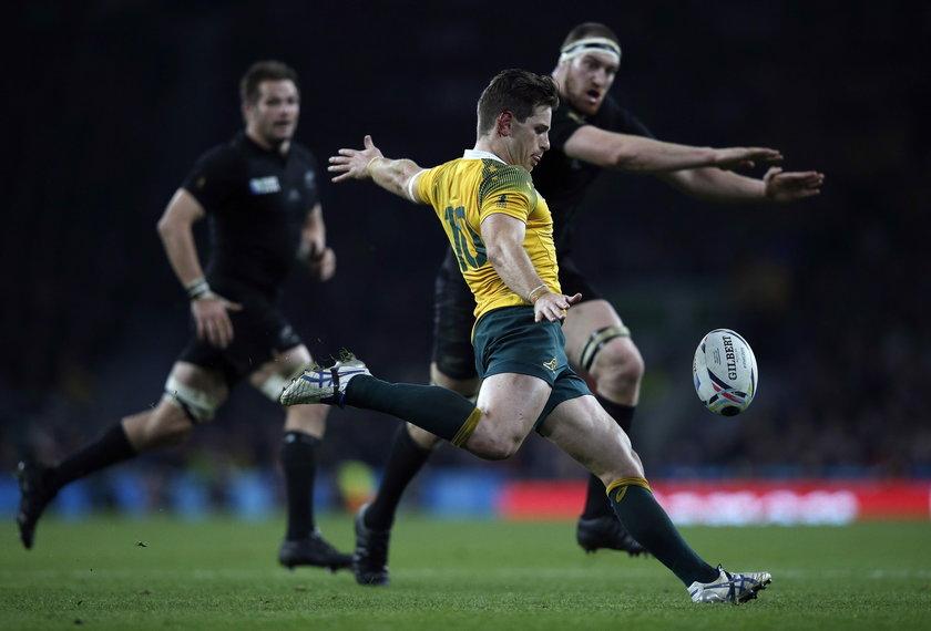 Nowa Zelandia mistrzem świata w rugby