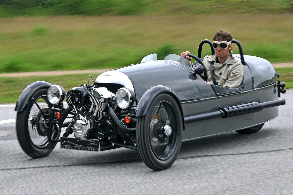 Morgan Threewheeler