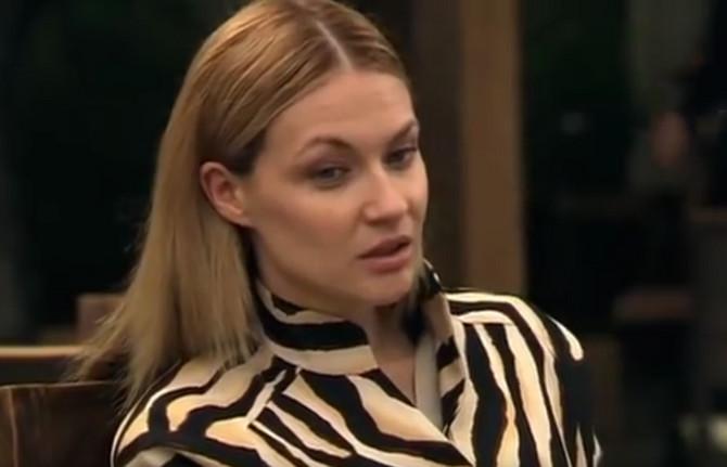 """Tamara u ulozi Lele u filmu """"Čitulja za Eskobara"""""""