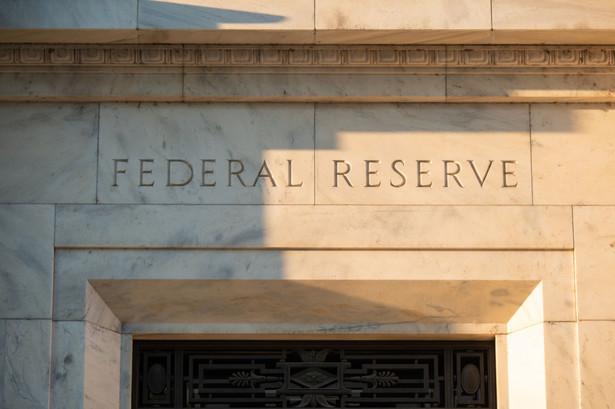 Siedziba Rezerwy Federalnej (FED) w Waszyngtonie, USA, 18.08.2020