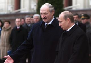 Imperatyw kremlowski. Planem minimum jest zachowanie prorosyjskiej Białorusi