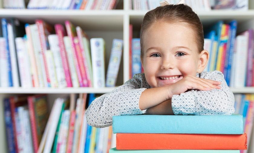 Sześć książek dla małych dzieci na Dzień Dziecka.