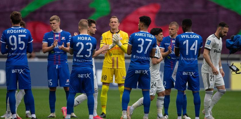 Skandal w Podbeskidziu. Za degradację dostało się zagranicznym piłkarzom