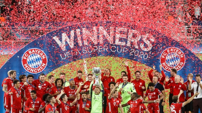 Bayern claim record winning streak by team from big five league
