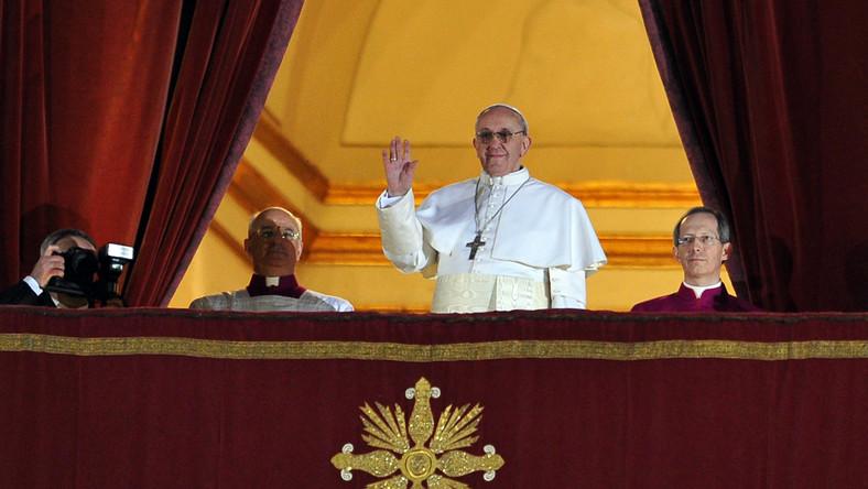 Niezwykła skromność papieża