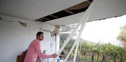 Ziemia znów się zatrzęsła w Albanii. Kilkaset wstrząsów wtórnych