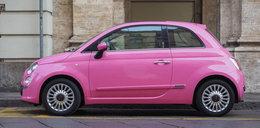 Przemalował mu samochód na różowo – i jak tu wierzyć kumplowi?