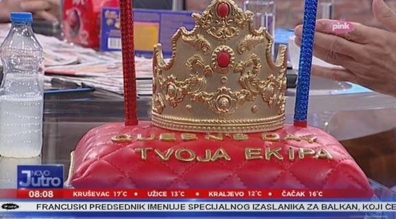Dea Đurđević torta