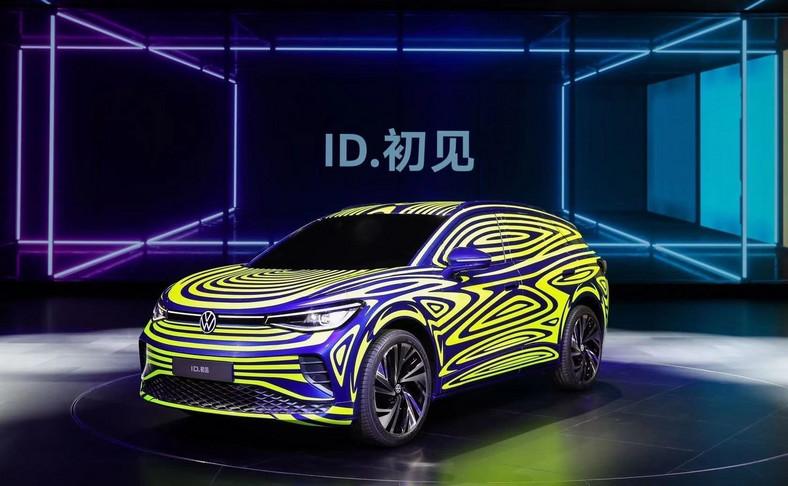 Volkswagen ID.Next został skonstruowany na platformie MEB stworzonej specjalnie na potrzeby aut elektrycznych