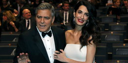 Orgie na terenie rezydencji Clooneyów?