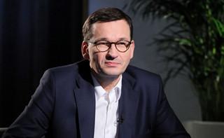 Morawiecki: Część środowiska sędziowskiego manipuluje wyrokiem TSUE [WYWIAD]