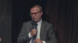 Borys: Chcielibyśmy, żeby sektor prywatny więcej inwestował