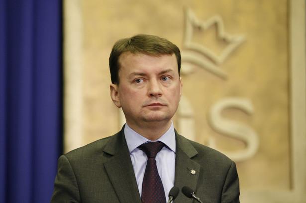 W poniedziałek na wieczornym posiedzeniu klubu jego szef Mariusz Błaszczak przedstawi posłom i senatorom PiS swoich kandydatów do władz klubu.