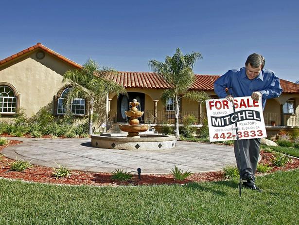 W Stanach Zjednoczonych rynek nieruchomości nie wykazuje oznak powrotu do przeciętnego tempa ożywienia.