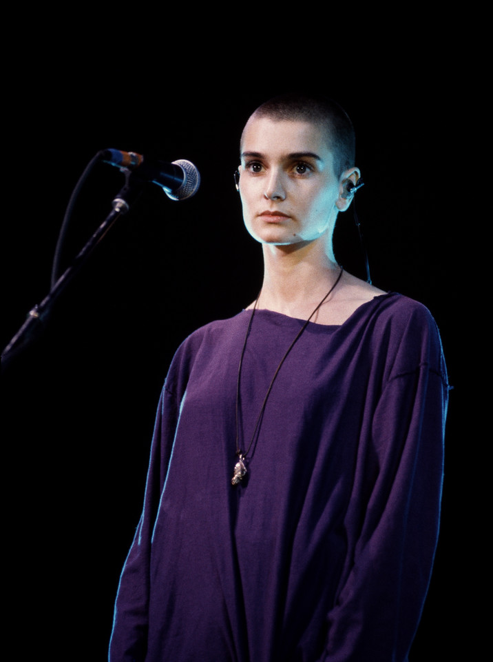 Metamorfozy Sinead O'Connor