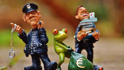 Skradzione wirtualne pieniądze miały realną wartość. Wyceniono ją na 45 tys. zł