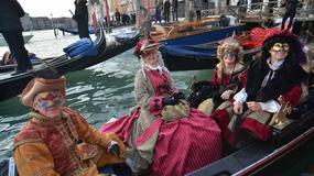 120 tysięcy osób na karnawale w Wenecji