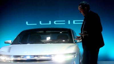 Lucid is the Tesla of electric vehicle start-ups and the stock is set to soar nearly 60%, Bank of America says
