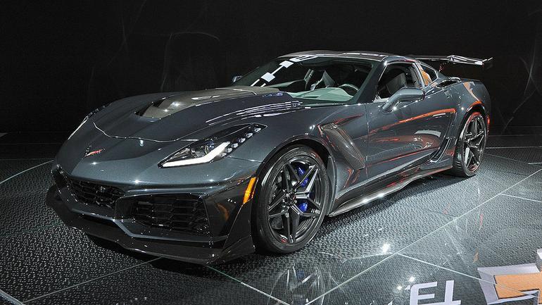 Gwiazdy Los Angeles Auto Show 2017